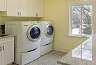 Acton Laundry renovations 2
